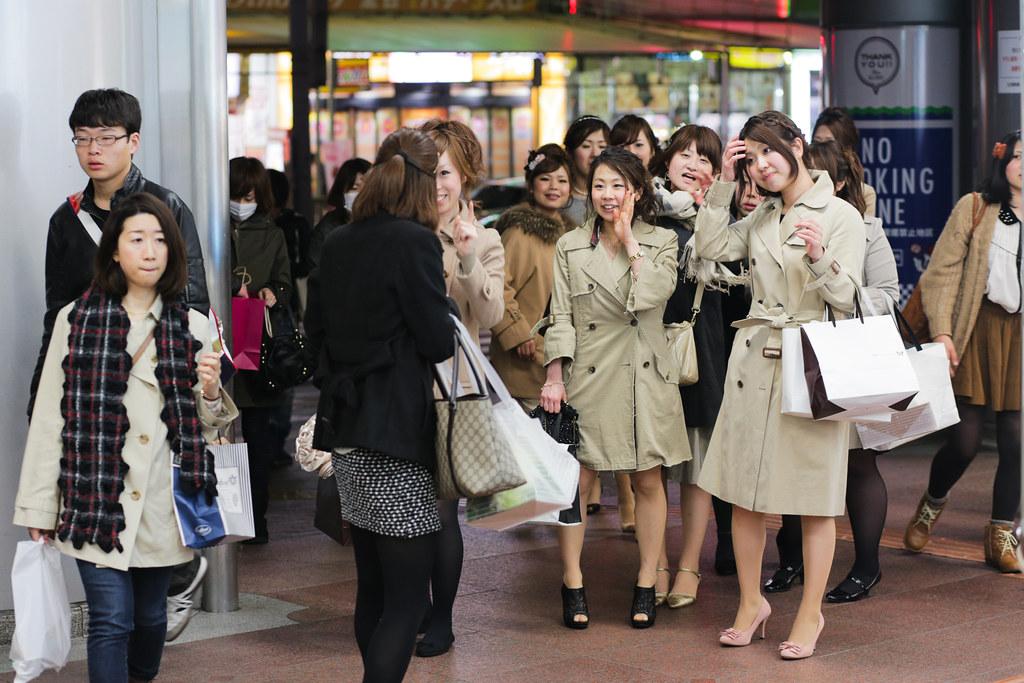 Kitanagasadori 1 Chome, Kobe-shi, Chuo-ku, Hyogo Prefecture, Japan, 0.008 sec (1/125), f/3.5, 85 mm, EF85mm f/1.8 USM