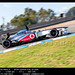 Formula 1 test 2013 on Jerez racetrack