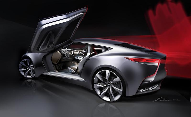 2014 hyundai genesis coupe concept
