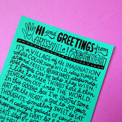 artsy-card
