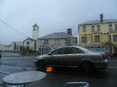 Galway day-trip - Rainy Salthill..