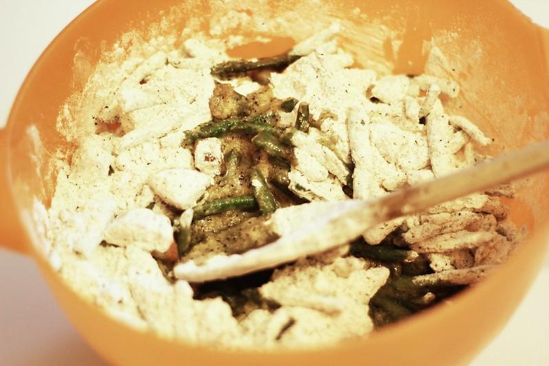 plum cake salato alle verdure