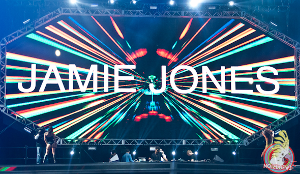 Jamie Jones @ Miami Ultra Music Fest 2013