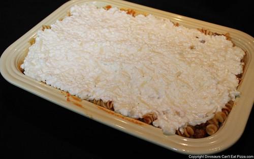 DCEP - Pepperoni Pasta Bake
