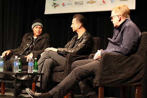 Depeche Mode Interview at SXSW