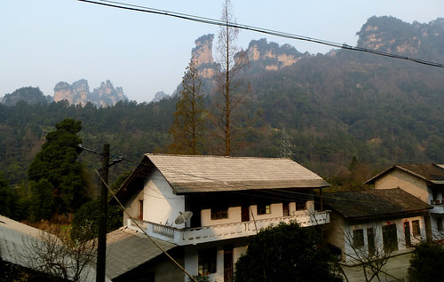 Hunan13-Parc-Telepherique-Vers Wulingyuan (24)