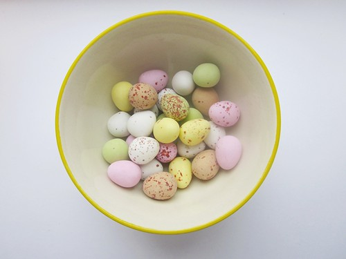 Mini eggs by PhotoPuddle