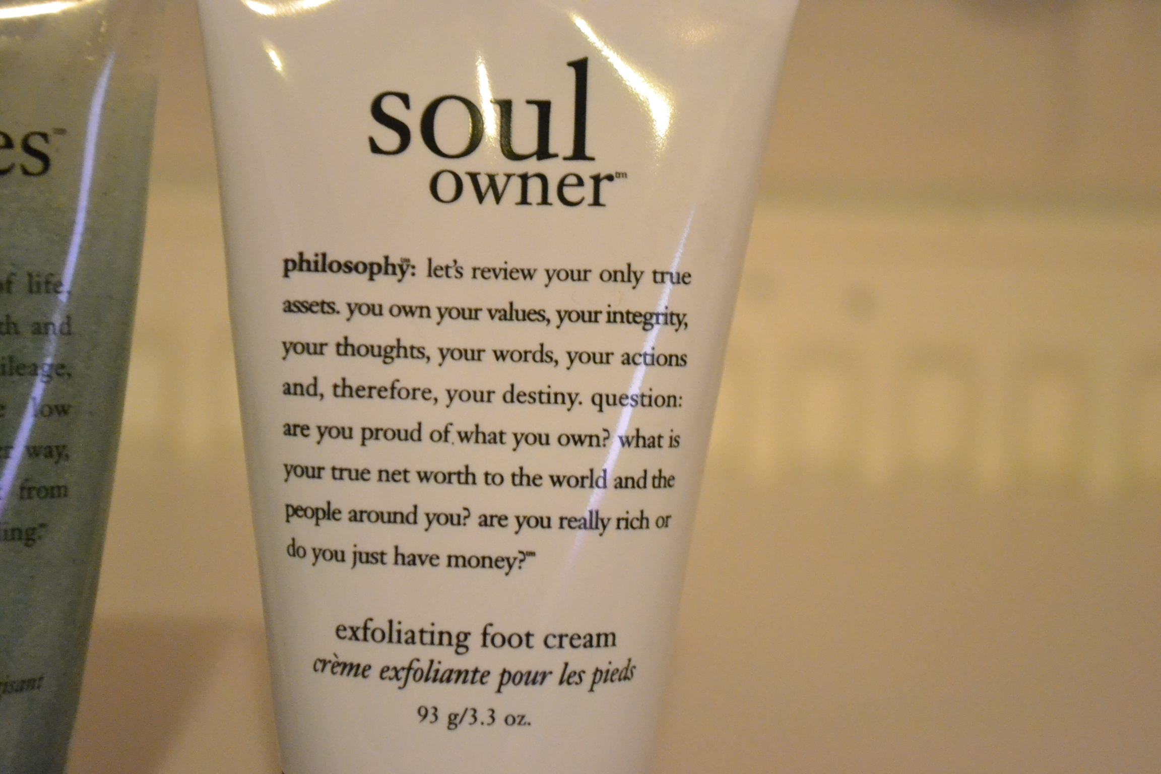daisybutter - UK Style and Fashion Blog: review, philosophy, soul owner, footnotes, diy pamper night