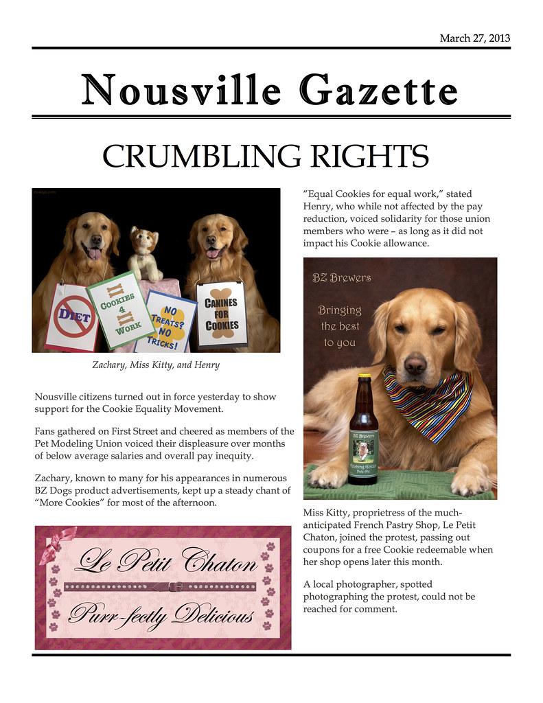 Nousville Gazette
