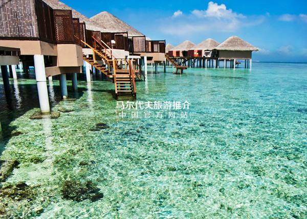 瓦度岛阿达郎酒店[Adaaran Prestige Vadoo]水上别墅与房礁