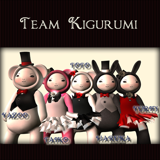 Team KIGURUMI GR∞〜Dancer's ShowCase