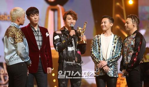 Big Bang - Golden Disk Awards - 20jan2016 - Press - 04