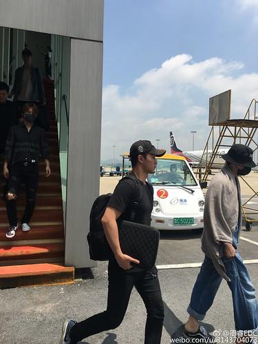 BIGBANG Arrival Nanning (26)