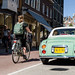 Vintage car Amsterdam by apersyannick
