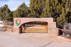 Utah - Natural Bridges National Monument