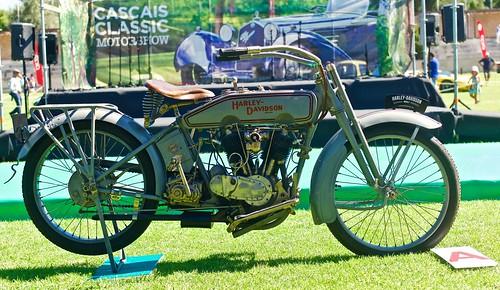 Harley Davidson Model F (1915)