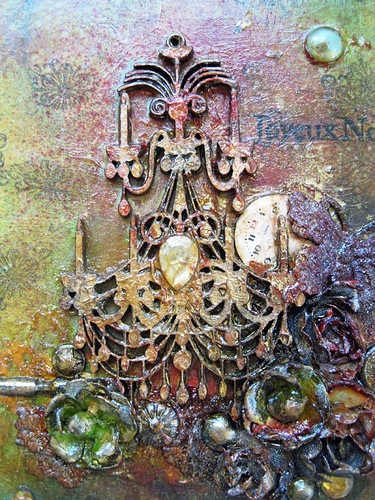 Julkort Co Lagneux julen 2012