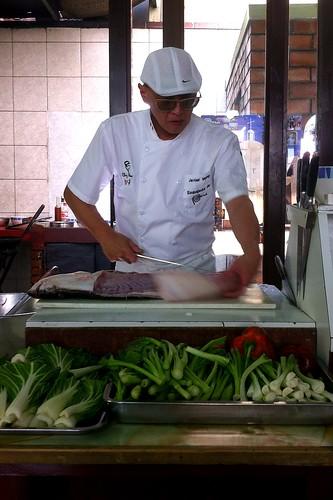 Chef Javier Wong