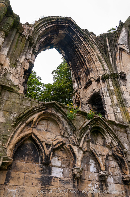6 abandoned or derelict Abbeys in North England | ShotHotspot