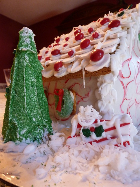 gingerbread houses 2012