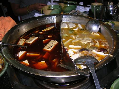 chengdu sichuan hotpot