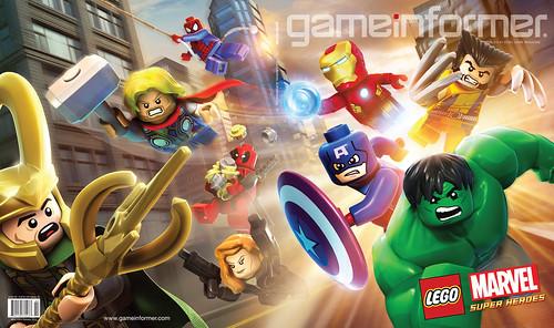 Game Informer February Cover