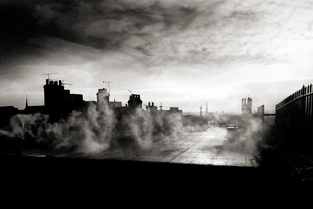 Photograph: [Untitled]; Bristol, January 2013. By Simon Holliday.
