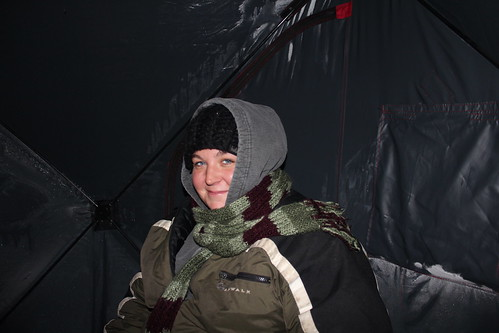 Pre-Christmas Ice Fishing