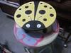 Ladybug Footstool