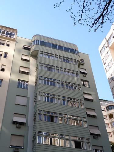 Edificio Leme, Rio