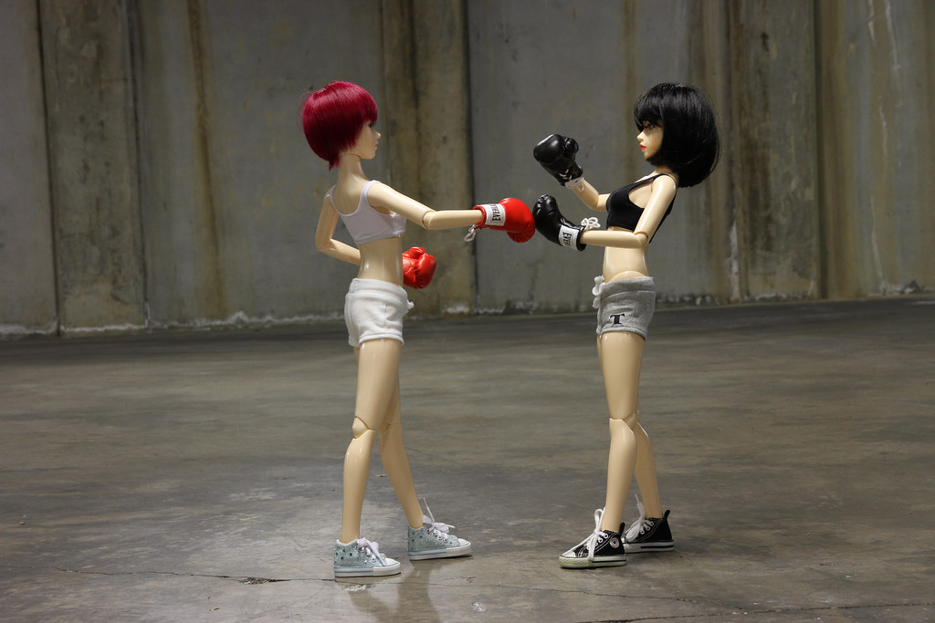 Girl's Fight Club 02