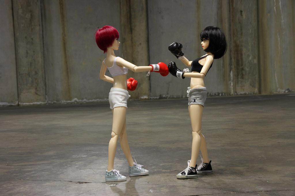 Girl's Fight Club 02