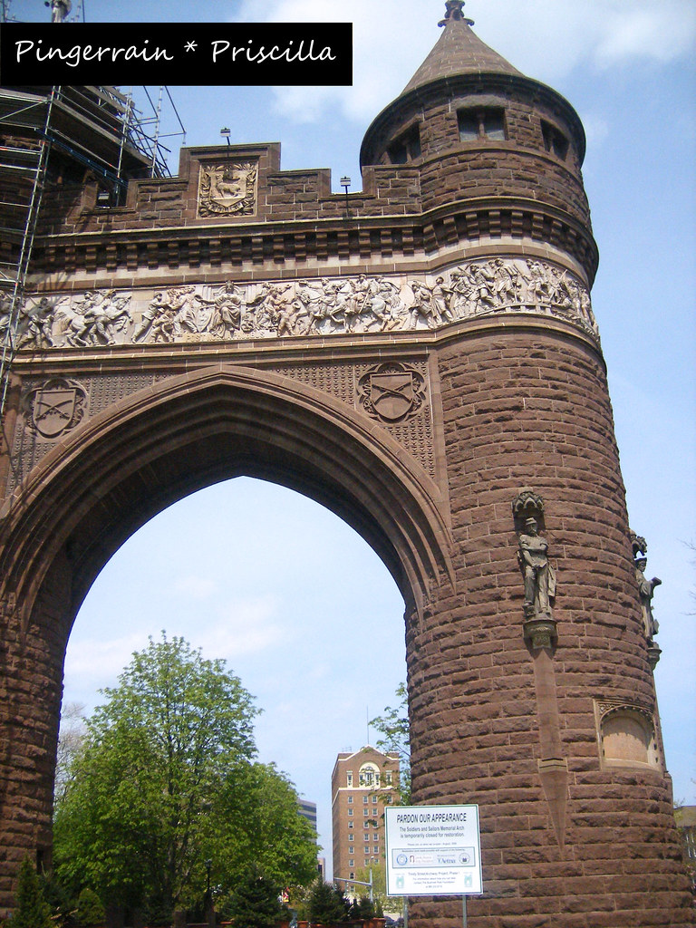 Soldiers Memorial Arch