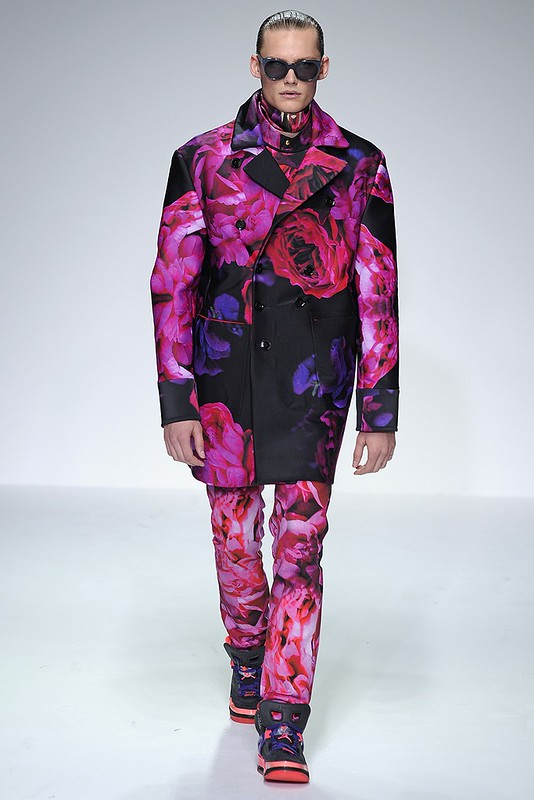 Katie Eary Men's RTW Fall 2013 - WWD - 1