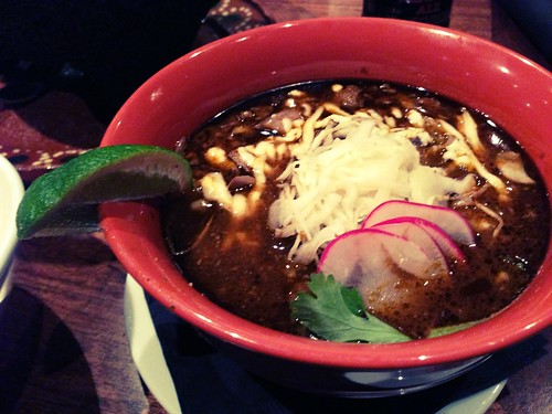 Maybe It Was Something I Ate #2 – Pozole at Añejo