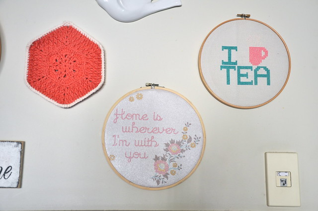 Tea Cross Stitch