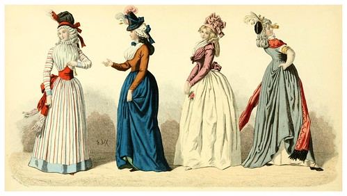 008- The history of fashion in France…1882-Augustin Challamel