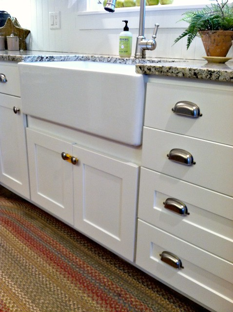 Our Farmhouse Sink - Tips to Clean and Care for Porcelain Sinks ...