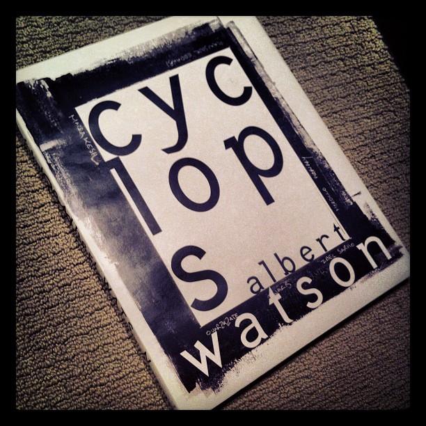 Next #photobook Albert Watson.