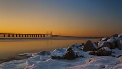 Oresund Bridge   Öresundsbron   Sweden