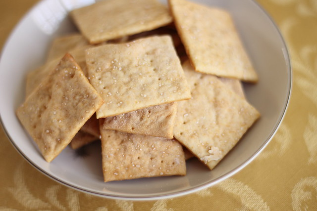 Saltine Crackers Recipe