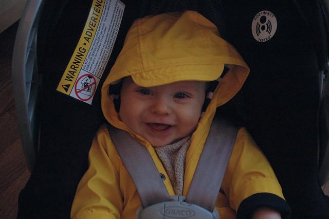 01-21-2013 Sam in raincoat