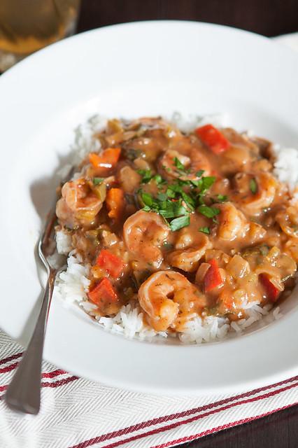 Shrimp Étouffée