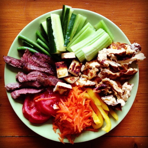 Platters are looking a little different at ours these days #morningtea #primal #paleo #yum #fixtinysteeth