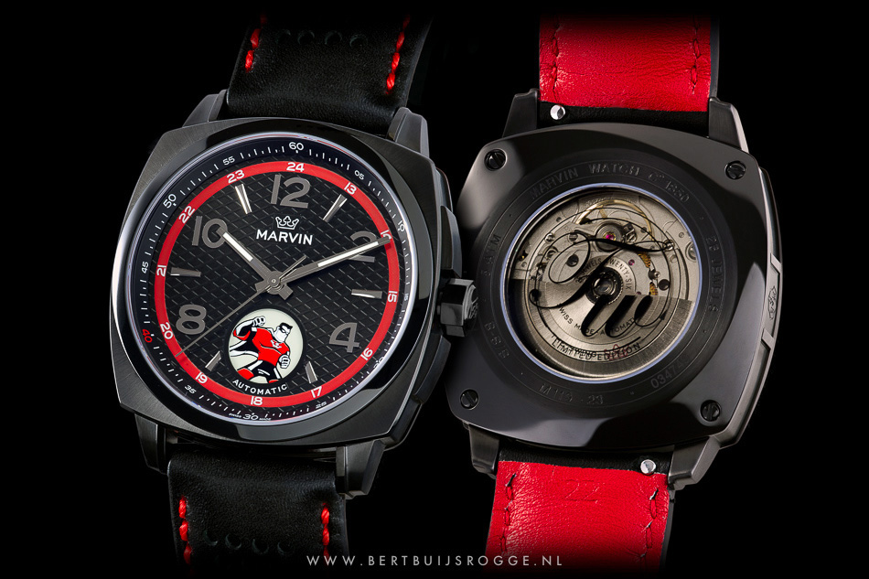 Fratellowatches limited Edition by Marvin
