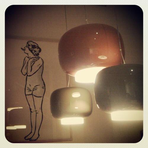 Lampjes en kunst