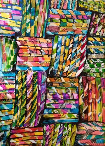 Weave by Michelle Schamis