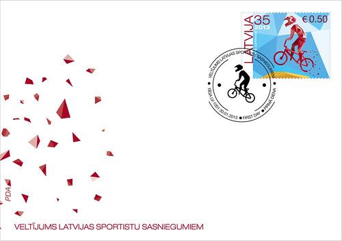 Veltījums Latvijas sportistiem