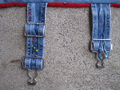 Tangled Textiles, Challenge #9
