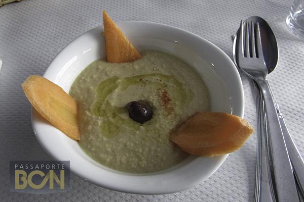 restaurante Veggie Garden, Barcelona
